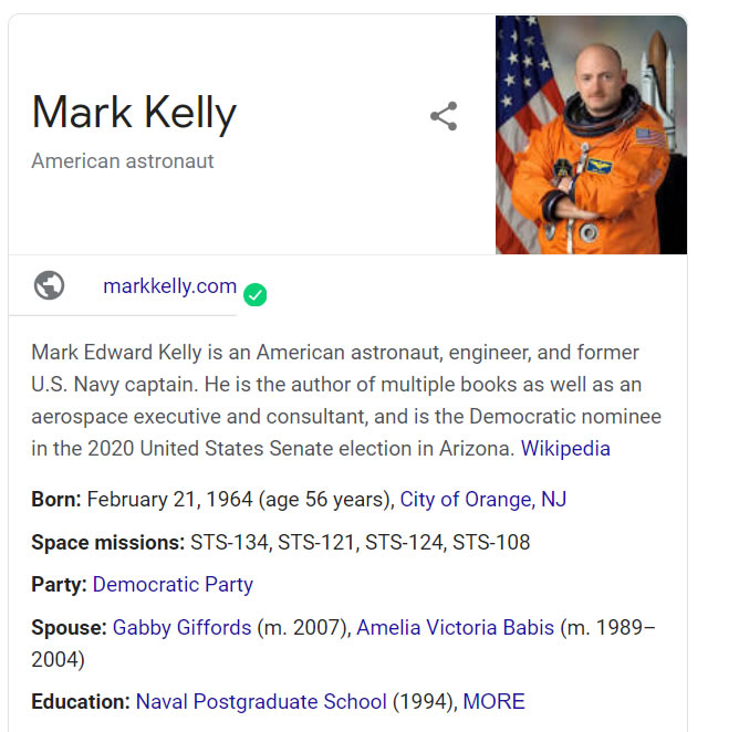 Project Veritas Exposes Mark Kelly