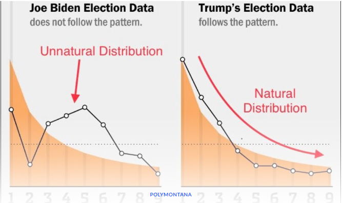 The Math Says Trump Won In A Landslide